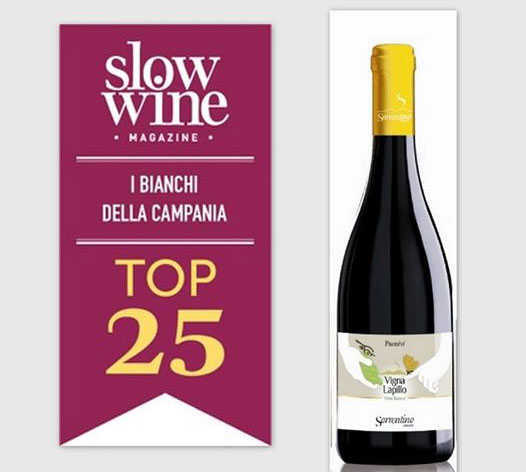Slow-Wine 25 Bianch iCampani