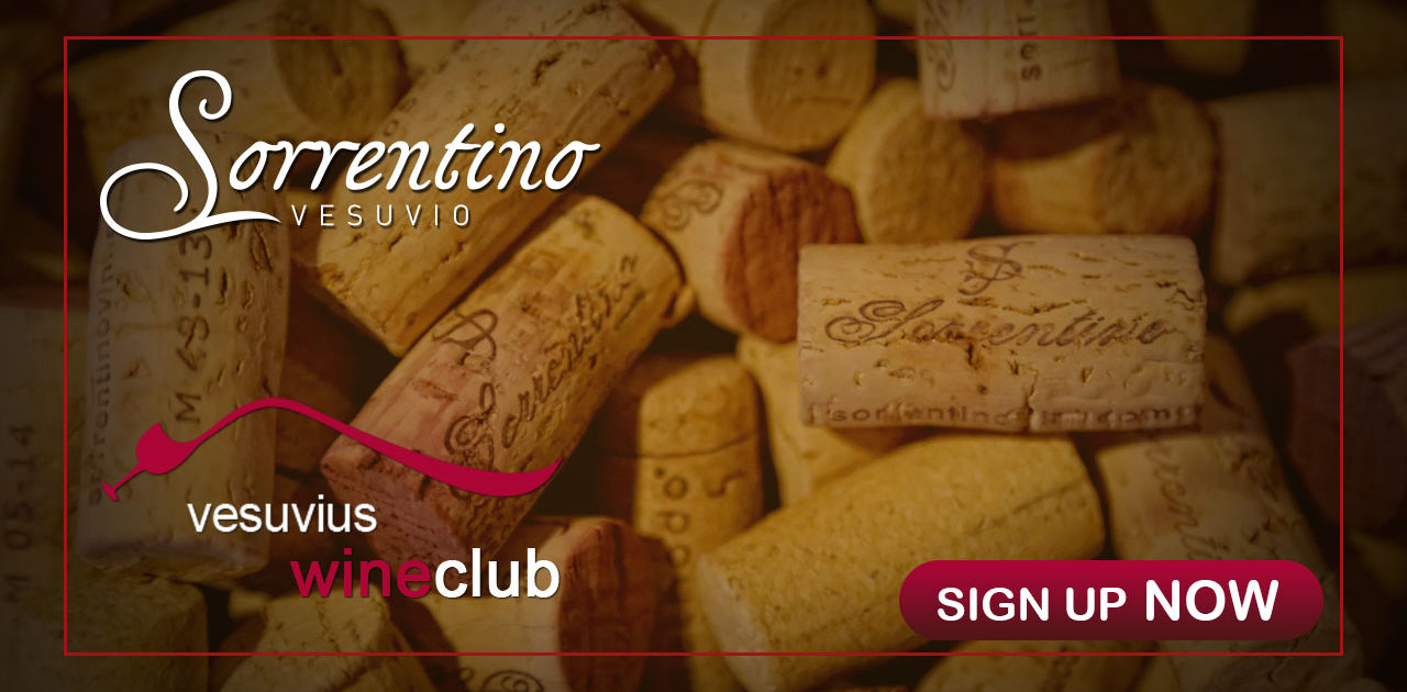 Wine Club Vesevius Sorrentino